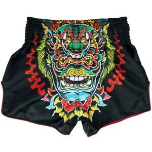 "Fairtex Muay Thai Boxing Shorts - BS1912 ""Kabuki"""