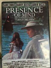 Sadie Frost Harvey Keitel PRESENCE OF MIND HENRY JAMES TURN OF THE SCREW UK DVD