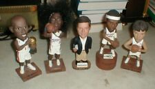 Lot-5 Detroit Pistons Bobble Dobble Bobblehead Dolls Laimbeer-Billups-Wallace-++