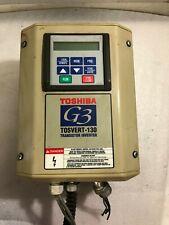Toshiba G3 TOSVERT-130 Transistor Inverter VT130G3U4015 (W65)