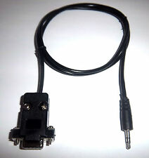 NEW RS232 3.5MM JACK ADAPTER SERIAL CABLE - SAMSUNG LCD PLASMA TV & OTHER MODELS