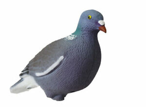 High Detail Full Body Pigeon Decoys - Box of 12