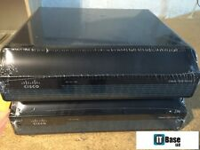 Cisco1941/K9 Cisco 1941 Router w/2 onboard Ge, 2 Ehwic slots, 1 Ism slot Ip Base