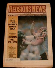REDSKINS NEWS  Vol 1 No 6 1988 Weekly In-Depth Coverage of Washington Redskins