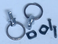 Minolta XG-M Strap Eyelet Sockets w Screws Vintage SLR 35mm Film Camera Parts