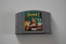 RAYMAN 2 THE GREAT ESCAPE pour Nintendo 64