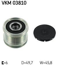 1x VKM 03810 SKF Generatorfreilauf