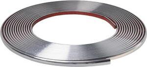 CHROME Car Headlamp Edging Detailing Strip fits ASTON MARTIN 4mm (006)