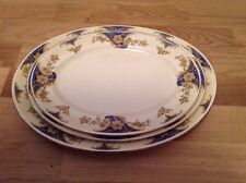 REDUCED 3 Serving Platters by Johnson Bros. Victorian Pattern.