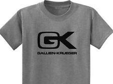 Gallien Krueger t shirt xxl bass 800rb 400rb gk amp