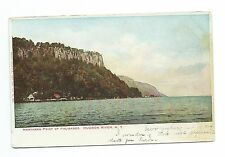 Undivided back, Northern Point, Palisades, Hudson River, N Y, Bryant Union, 1905