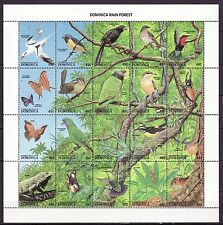 Dominica 1988 - MNH - Vogels/Birds/Vögel