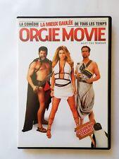 ★ ORGIE MOVIE  ★  Film  DVD   n°95 avec carmen Electra