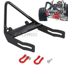 Us Metal Steel Front Bumper Part For Axial Rc4Wd Scx10 1/10 Rc Crawler Car Truck