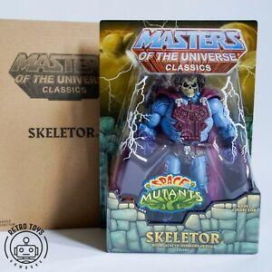 Masters Of The Universe Classics - Skeletor - Space Mutants - MotU Neu & OVP MOC