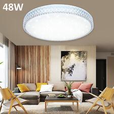 48W LED Kristall Deckenleuchte Starlight Effekt Deckenlampe Schlafzimmer Wandlam
