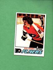 1977 - 78 Topps Hockey Set RICK LAPOINTE Card # 152