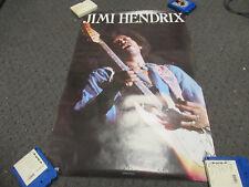 VINTAGE 1987 JIMI HENDRIX  POSTER WINTERLAND PRODUCTIONS