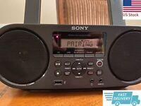 (BEST $$$) SONY-ZSRS60BT-BOOMBOX-RADIO-BLUETOOTH-USB