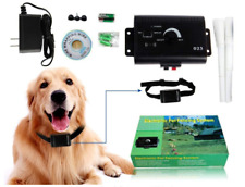 New listing Underground Wireless Electric Dog Fence Pet Containment System Shock Collars US