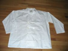 Size 3Xl Chef, Cook Unisex Kitchen Double Breasted Jacket - Abacuss Nwot