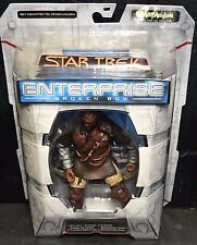 "Star Trek Enterprise Broken Bow KLAANG Klingon Warrior New! 7"" (Tommy Lister)"