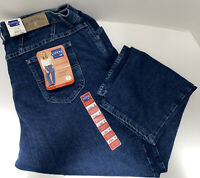 RIDERS BY LEE RELAXED FIT STRETCH Denim Women's Jeans 20W TAPERED LEG NWT