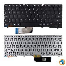 Lenovo Ideapad 100S 29.5cm Teclado Negro para Portátil (Inglés Ru) Inglés Qwerty