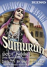 Sumuran (1920) DVD, Directed by Ernst Lubitsch, New (unwrapped), free shipping