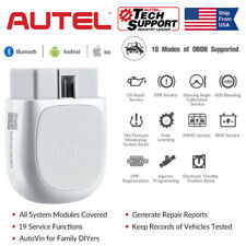 Autel Auto Diagnostic Scanner Full System Car Code Reader TPMS ABS SRS IMMO KEY