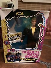 New Kids On The Block Joey Concert Doll Mint In Box