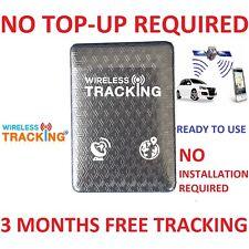 Black OEM SenseGiz 10004 FIND Never Lose Anything Personal Gps Trackers