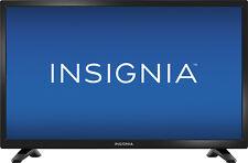 "Insignia- 24"" Class (23.6"" Diag.) - LED - 720p - HDTV - Black"