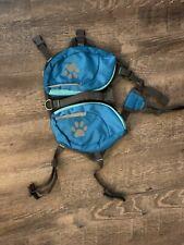00004000 New listing dog backpack harness. Medium