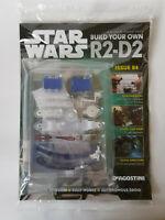 STAR WARS Issue 84 Build Your Own R2-D2 DeAgostini Model Kit BRAND NEW & SEALED