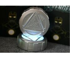 Power Bank Móvil Reactor Arc Iron Man Avenger Marvel Brillante 12000MAH