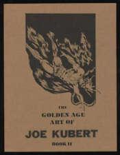 Golden Age Art Of Joe Kubert Book 2 1979 Magazine