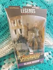 Marvel Legends Avengers Infinity War Black Widow BAF Cull Obsidian - New