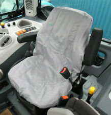 TRACTOR SEAT COVERS : TOWN & COUNTRY STANDARD / GREY