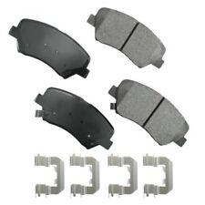 Akebono ACT1543A Front Ceramic Brake Pads