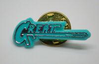 Great Retro Vintage Lapel Pin