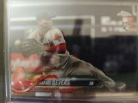 2018 RAFAEL DEVERS Topps Chrome Update RC #HMT23  BOSTON RED SOX Rookie