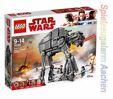 Lego ® Star Wars 75189 first order heavy Assault walker ™