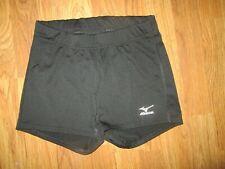 Womens MIZUNO DRYLITE athletic spandex volleyball shorts S Sm