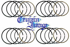 YAMAHA FZX750 FZX750L 3XF STANDARD PISTON RINGS SET 4 RINGS INCLUDE 11-Y2KTPR
