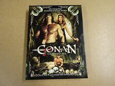 3-DISC DVD BOX / CONAN - THE ADVENTURER
