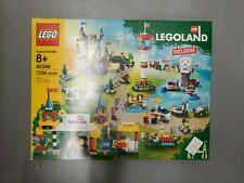 LEGO 40346 LEGOLAND PARK EXCLUSIVE Brand New sealed Rare in hand