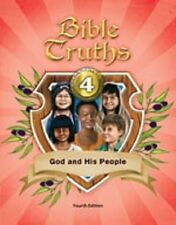 BJU Press - Bible Truths 4: God and His People Worktext (4th Ed) 276600