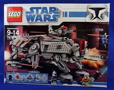 LEGO STAR WARS 7675 AT-TE WALKER, COMPLETE SET, ORIGINAL BOX/INSTRUCTIONS $120