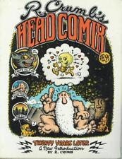 Robert Crumb's - Head Comix (Z1-), Diverse